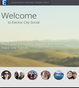 Electric City Social