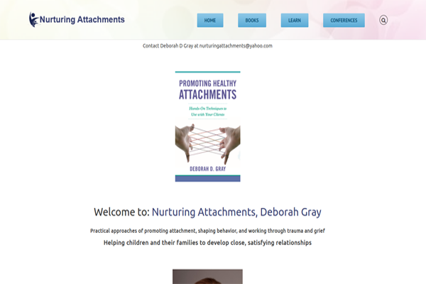Services - Nurturing Attachments