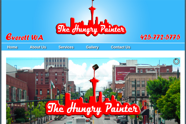 Services - The Hungry Painter